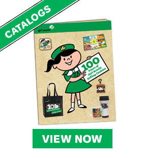 girl scouts   official web site